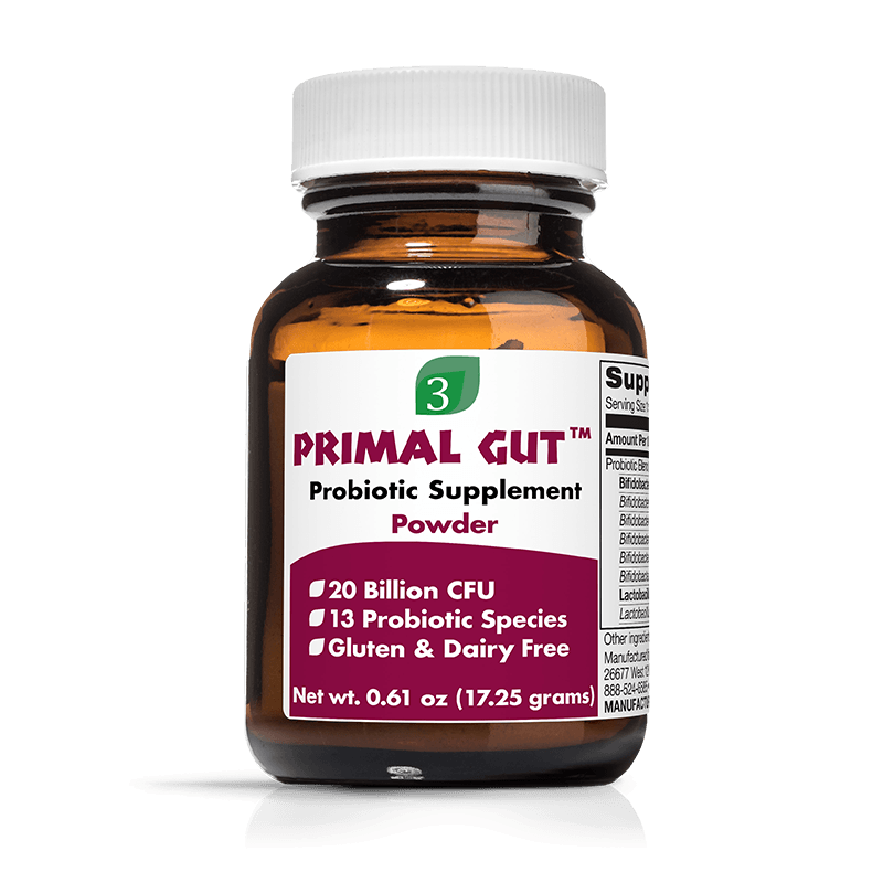 Organic3 Primal Gut Powder