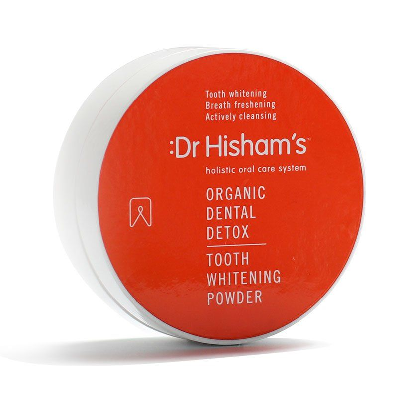 Dr Hisham's Tooth Whitening Powder