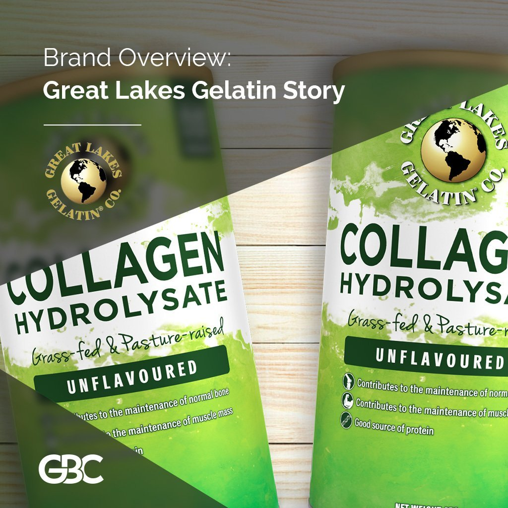 Great Lakes GelatinⓇ