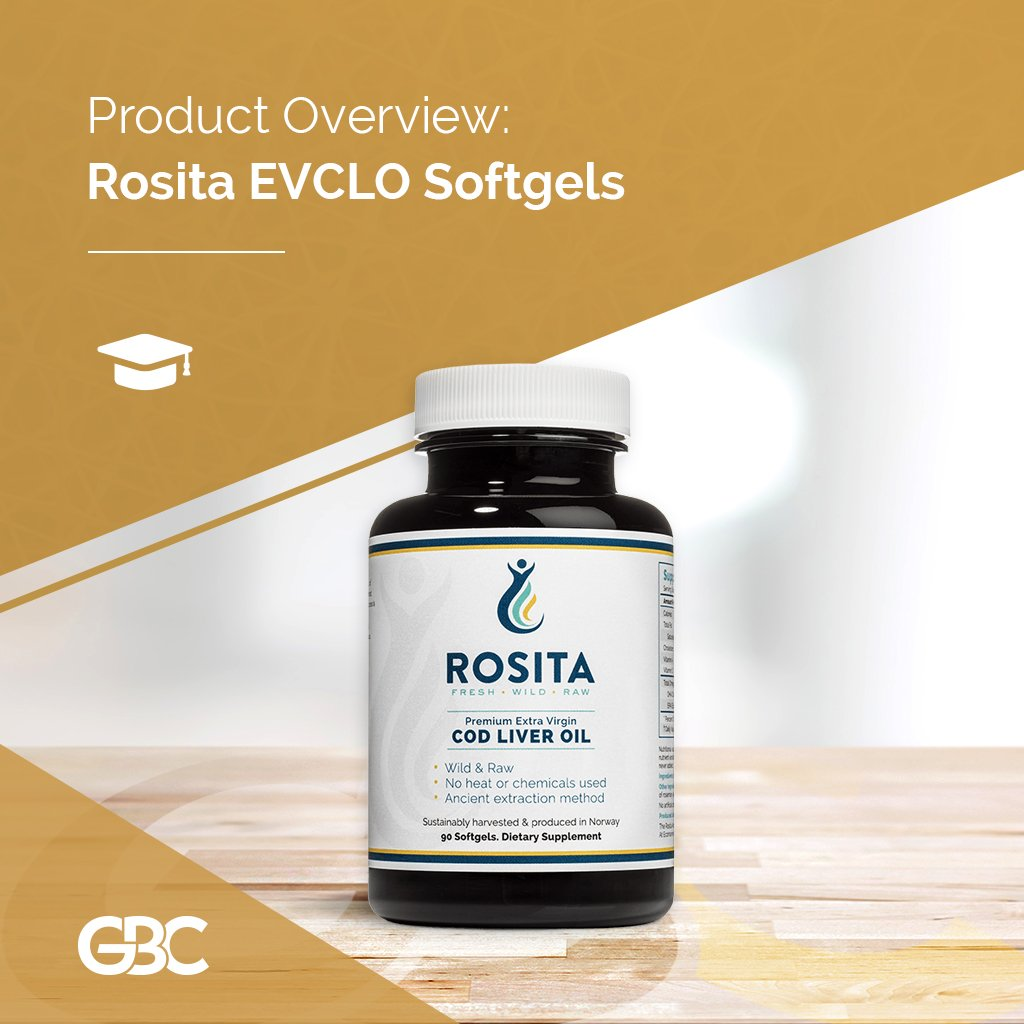 Rosita EVCLO Softgels